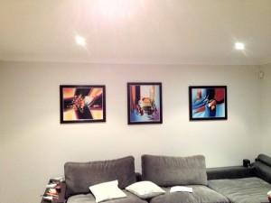 picture frames sydney