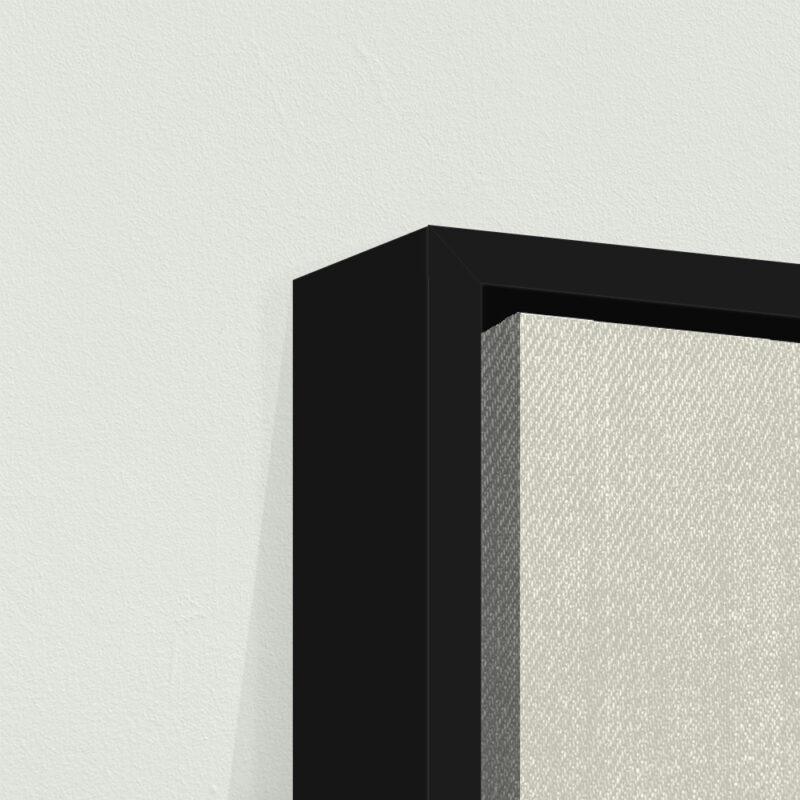 floating-frame-black